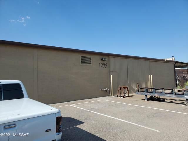 1959 &1969 E 19Th Street, Tucson, AZ 85719 (#22120826) :: The Dream Team AZ