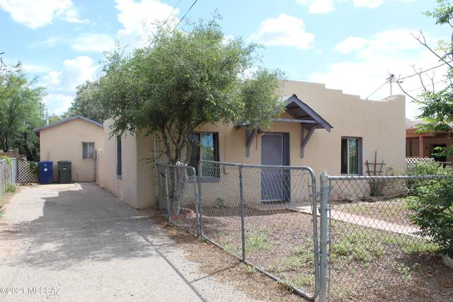 311 W 42Nd Street, Tucson, AZ 85713 (#22120918) :: Kino Abrams brokered by Tierra Antigua Realty