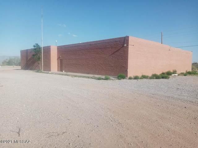301 E Main Street, San Manuel, AZ 85631 (#22120923) :: Keller Williams