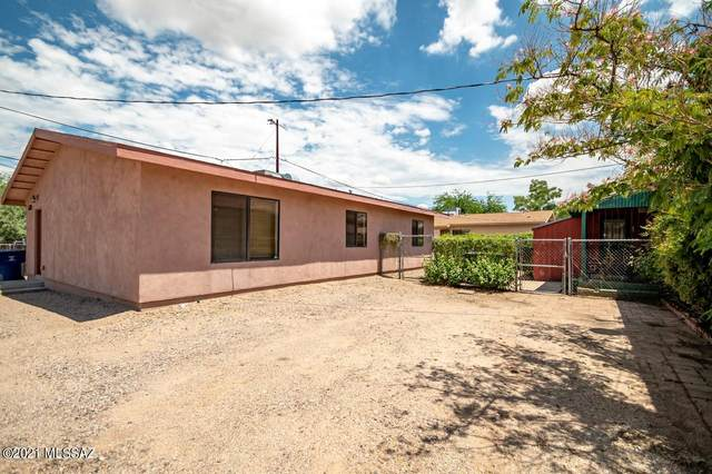1601 E Glenn Street, Tucson, AZ 85719 (#22121007) :: Kino Abrams brokered by Tierra Antigua Realty