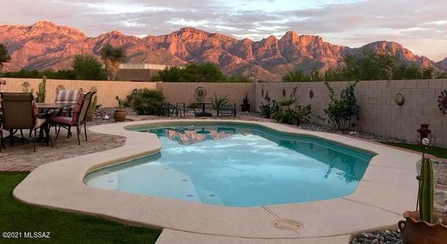 13299 N Wide View Drive, Oro Valley, AZ 85755 (#22121031) :: Luxury Group - Realty Executives Arizona Properties
