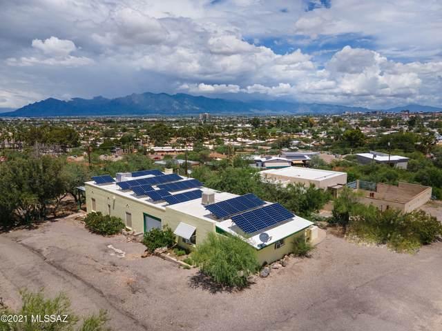 250 N Hillside Drive, Tucson, AZ 85745 (#22121061) :: The Dream Team AZ