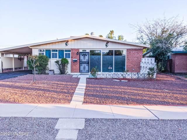 5058 E Scarlett Street, Tucson, AZ 85711 (#22121080) :: Gateway Partners International