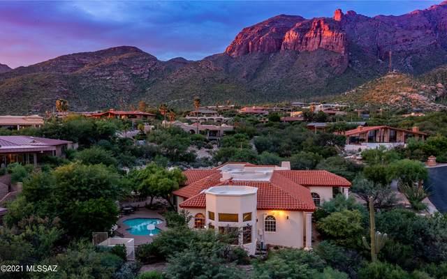 7297 N Cobblestone Road, Tucson, AZ 85718 (#22121083) :: Kino Abrams brokered by Tierra Antigua Realty