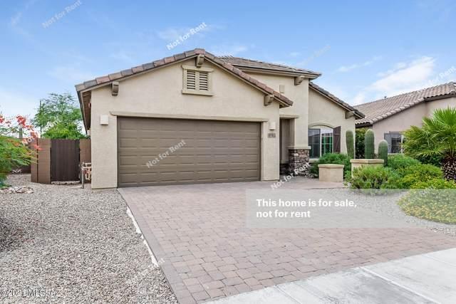 8183 N Circulo El Palmito, Tucson, AZ 85704 (#22121111) :: Keller Williams