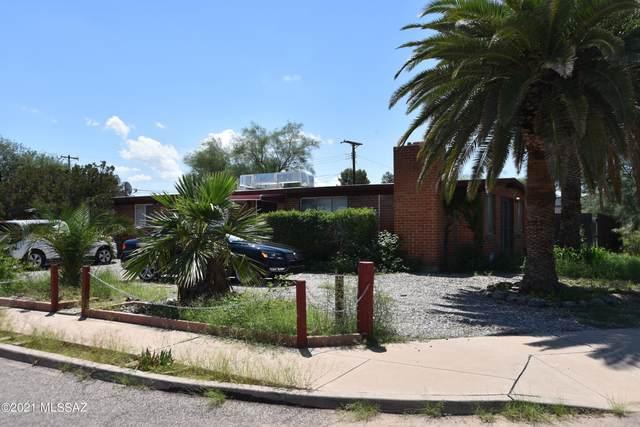 4902 E 25Th Street, Tucson, AZ 85711 (#22121123) :: Long Realty - The Vallee Gold Team