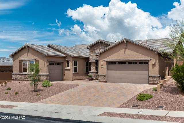 734 N Aviator Crossing Drive, Oro Valley, AZ 85755 (#22121195) :: Long Realty - The Vallee Gold Team
