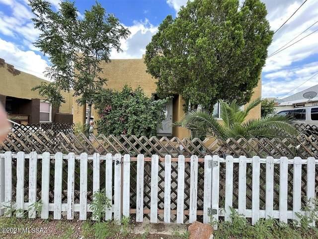 1612 N Park Avenue, Tucson, AZ 85719 (#22121433) :: Tucson Property Executives