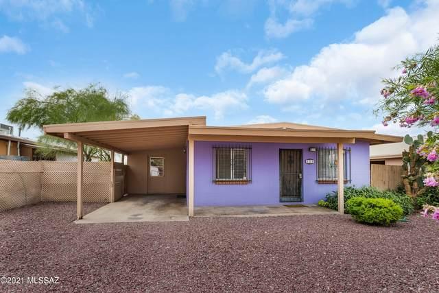 849 W Alturas Street, Tucson, AZ 85705 (#22121484) :: Keller Williams