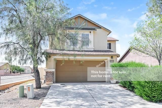 8363 W Razorbill Drive, Tucson, AZ 85757 (#22121537) :: Kino Abrams brokered by Tierra Antigua Realty