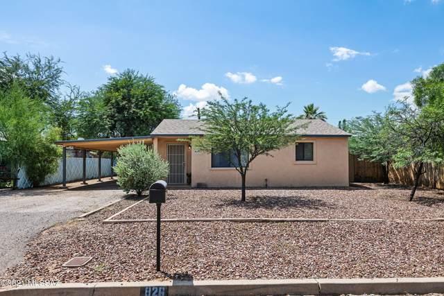 826 E Freeman Place, Tucson, AZ 85719 (#22121564) :: Gateway Partners International