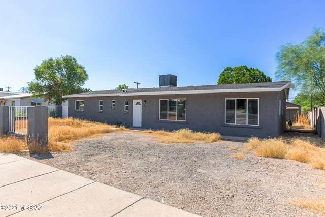 801 W Kelso Street, Tucson, AZ 85705 (#22121567) :: Keller Williams