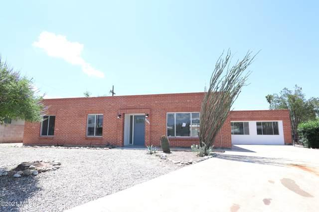 832 S Hermosa Hills Place, Tucson, AZ 85710 (#22121605) :: Kino Abrams brokered by Tierra Antigua Realty