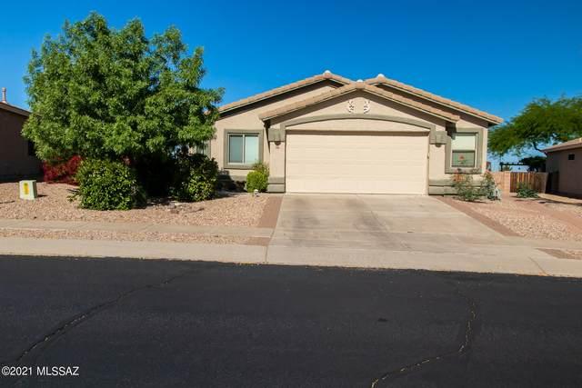 496 S Sweet Ridge Drive, Vail, AZ 85641 (#22121606) :: Tucson Real Estate Group