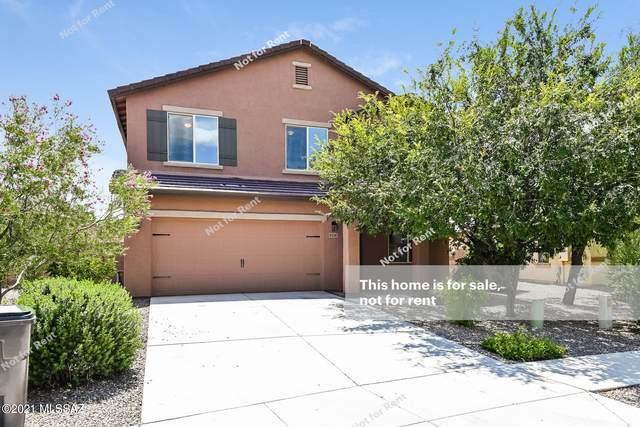 8247 W Razorbill Drive, Tucson, AZ 85757 (#22121615) :: Kino Abrams brokered by Tierra Antigua Realty