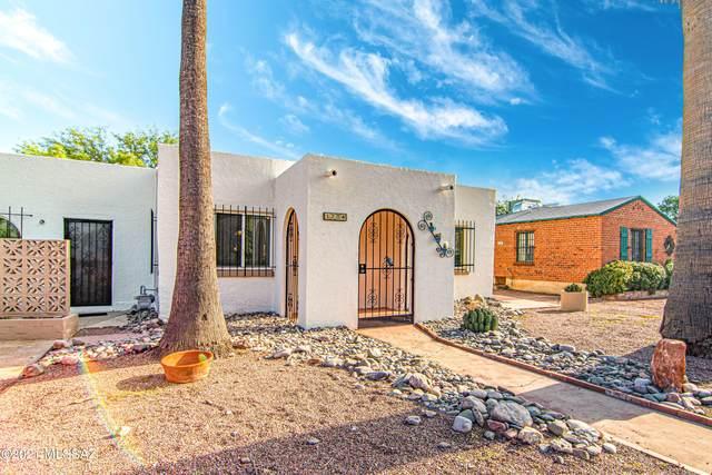 1206 E Copper Street, Tucson, AZ 85719 (#22121637) :: Long Realty - The Vallee Gold Team