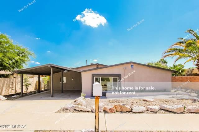 1441 S No Le Hace Avenue, Tucson, AZ 85713 (#22121644) :: Keller Williams