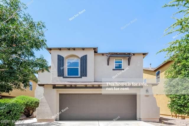 5867 N Orangetip Drive, Tucson, AZ 85741 (#22121653) :: Keller Williams