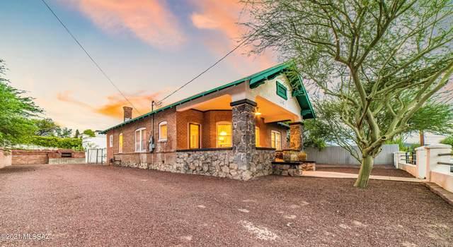 136 W Simpson Street, Tucson, AZ 85701 (#22121716) :: Kino Abrams brokered by Tierra Antigua Realty