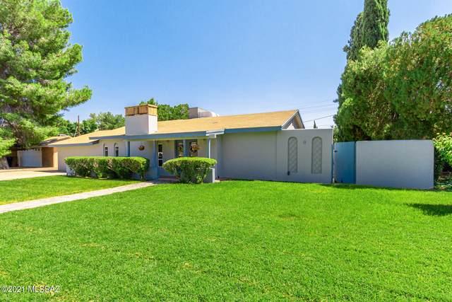2802 E Farr Street, Tucson, AZ 85716 (#22121770) :: Gateway Partners International