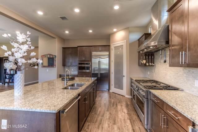 1611 W Seabiscuit Street, Tucson, AZ 85704 (#22121796) :: Tucson Real Estate Group