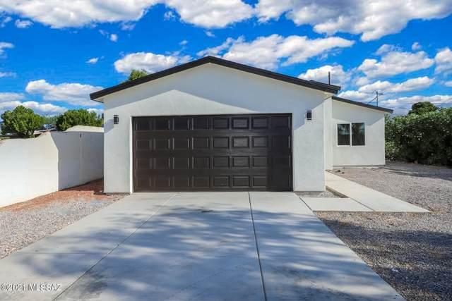 650 W Roger Road, Tucson, AZ 85705 (#22121797) :: Tucson Real Estate Group