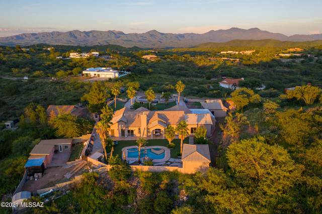 2825 N Cinco Millas Road, Nogales, AZ 85621 (#22121826) :: The Local Real Estate Group | Realty Executives