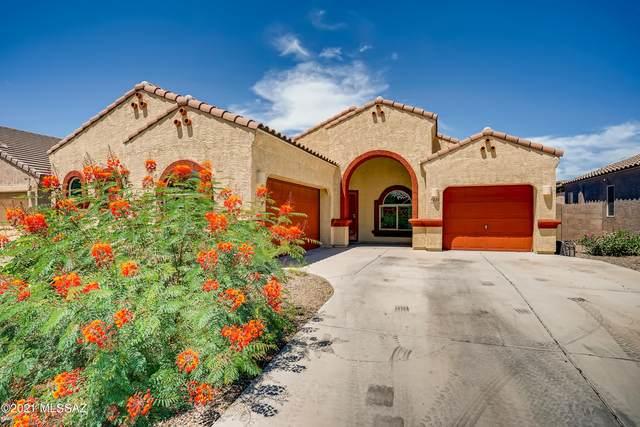 8272 W Canvasback Lane, Tucson, AZ 85757 (#22121827) :: Kino Abrams brokered by Tierra Antigua Realty