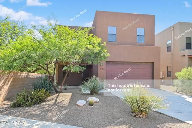1590 N Lee Lofts Lane, Tucson, AZ 85712 (#22121848) :: Gateway Partners International