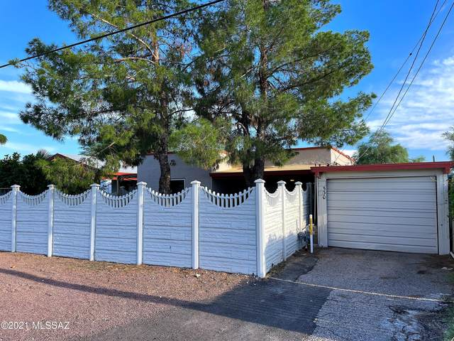 530 E Blacklidge Drive, Tucson, AZ 85705 (#22121891) :: Long Realty - The Vallee Gold Team