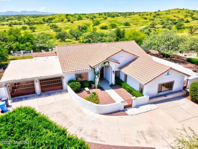 3245 N Sue Drive, Nogales, AZ 85621 (#22121892) :: Gateway Partners International