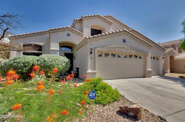 235 W Brinkley Springs Drive, Oro Valley, AZ 85755 (#22121912) :: Luxury Group - Realty Executives Arizona Properties