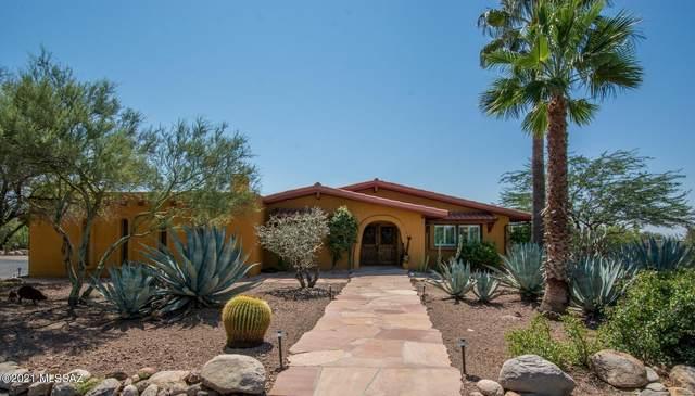 7010 N Stardust Circle, Tucson, AZ 85718 (#22121957) :: Tucson Real Estate Group