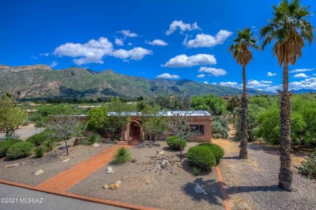 6241 N Camino De Santa Valera, Tucson, AZ 85718 (#22121968) :: Kino Abrams brokered by Tierra Antigua Realty