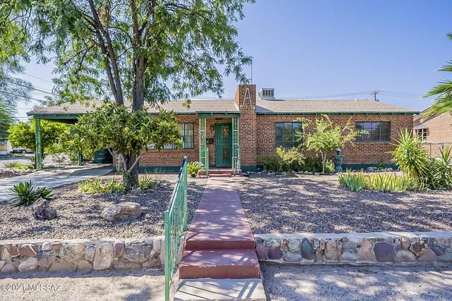 1342 E Miles Street, Tucson, AZ 85719 (#22121979) :: Kino Abrams brokered by Tierra Antigua Realty