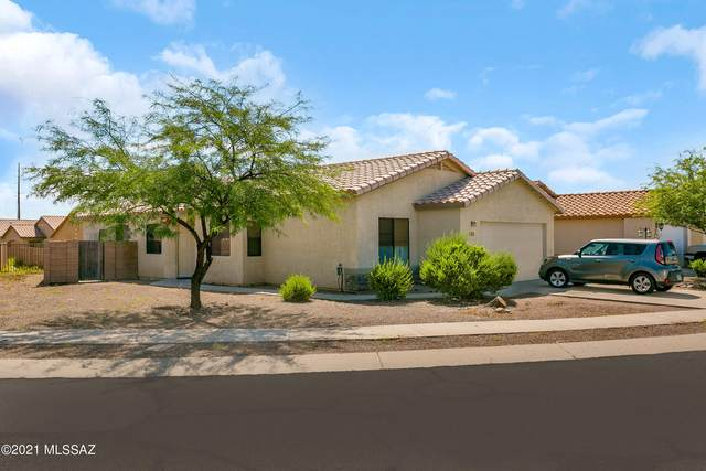 2906 N Xochipilli Drive, Tucson, AZ 85745 (#22121985) :: Kino Abrams brokered by Tierra Antigua Realty
