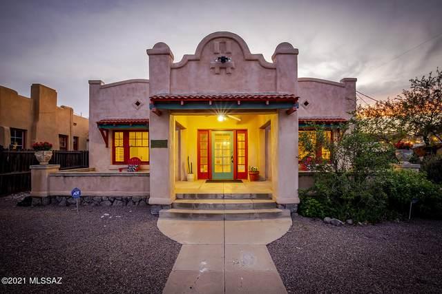 927 N 2nd Avenue, Tucson, AZ 85705 (#22121996) :: The Dream Team AZ