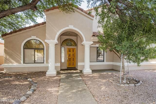 1519 W Fairway Wood Court, Oro Valley, AZ 85737 (#22122065) :: Elite Home Advisors   Keller Williams