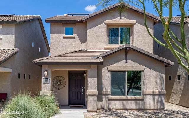 11032 E Gray Mare Trail, Tucson, AZ 85747 (#22122078) :: Tucson Real Estate Group