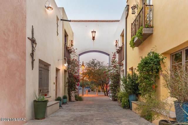 885 W Calle De Los Higos #91, Tucson, AZ 85745 (#22122122) :: Kino Abrams brokered by Tierra Antigua Realty