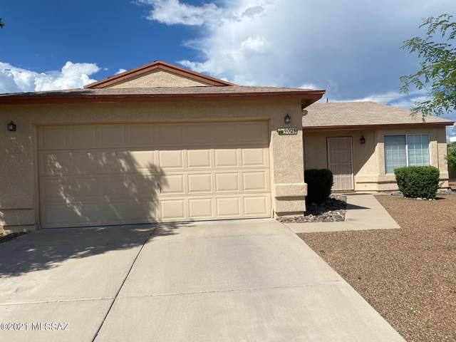 9029 E Desert Aire Street, Tucson, AZ 85730 (#22122134) :: Keller Williams