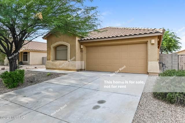6611 E Bambino Road, Tucson, AZ 85756 (#22122158) :: Keller Williams