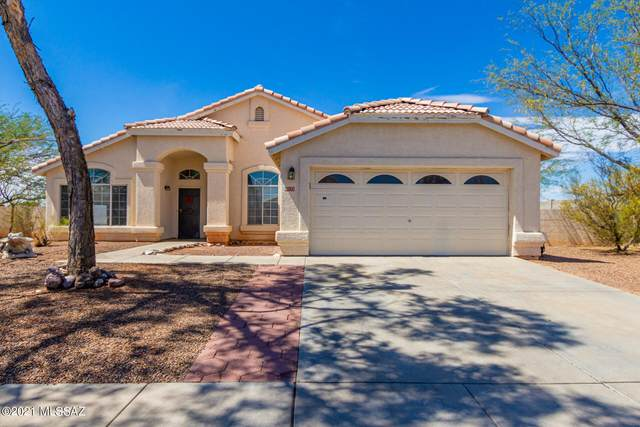 9173 E La Palma Drive, Tucson, AZ 85747 (#22122169) :: Tucson Real Estate Group