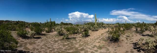 4401 N Via Sinuosa #30, Tucson, AZ 85745 (#22122230) :: Long Realty - The Vallee Gold Team