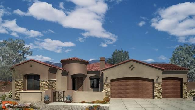 1438 N Cattle Tank Drive N, Vail, AZ 85641 (#22122240) :: Elite Home Advisors | Keller Williams