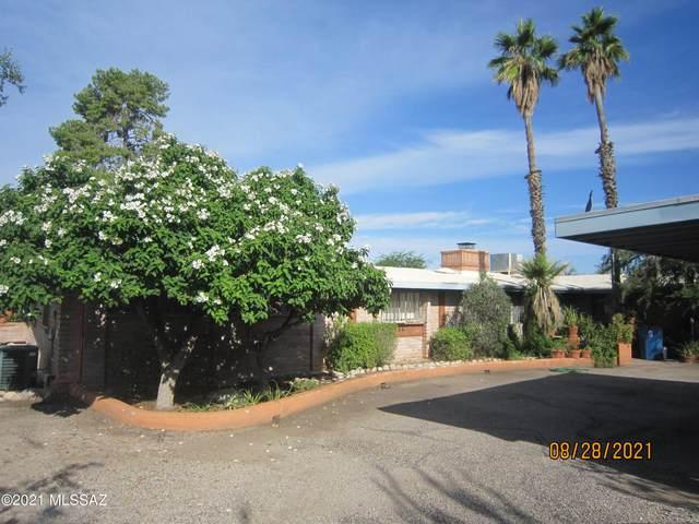 6441 N Camino Padre Isidoro, Tucson, AZ 85718 (#22122243) :: The Local Real Estate Group | Realty Executives