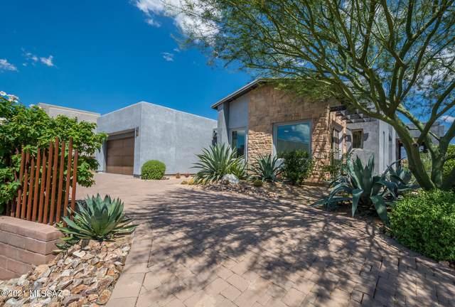 909 W Enclave Canyon Court, Oro Valley, AZ 85755 (#22122256) :: Kino Abrams brokered by Tierra Antigua Realty