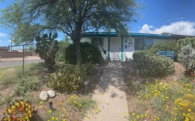 3501 E Ellington Place, Tucson, AZ 85713 (#22122268) :: Long Realty - The Vallee Gold Team