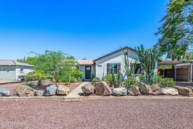 3933 E Justin Lane, Tucson, AZ 85712 (#22122281) :: Keller Williams