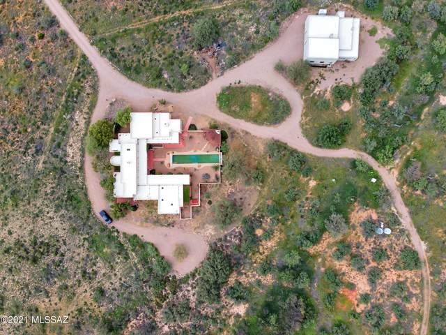 866 N Mule Deer Trail, St. David, AZ 85630 (#22122296) :: The Dream Team AZ
